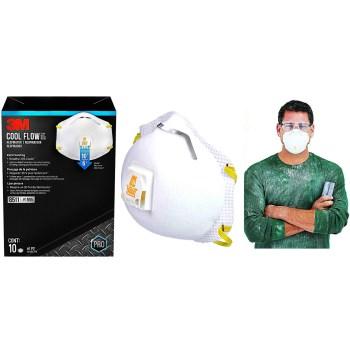 3M 051138543433 Respirator - Particulate 051138543433