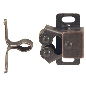 Roller Catch, Bronze ~  10 Pack