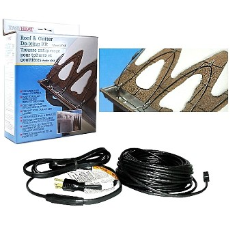 Roof De-Icer Cable, Electric ~ 160 Ft