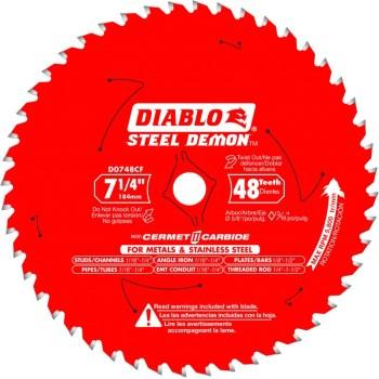 Freud/Diablo D0748CFA 7-1/4 48t Cermt Blade