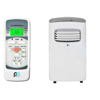 Portable Air Conditioner,  8,000 BTU w/Remote