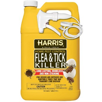 Harris  HFT-128 Home Pest Control Flea & Tick Killer Spray