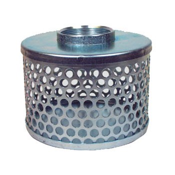 Steel Suction Strainer ~ 2""