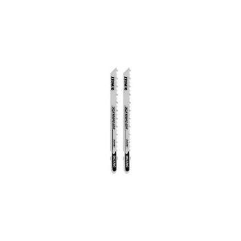 DeWalt DW3762-5 4 inch 10tpi Jig Saw Blade