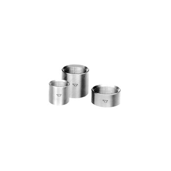 Merchant Couplings - Galvanized Steel - 1/4 inch