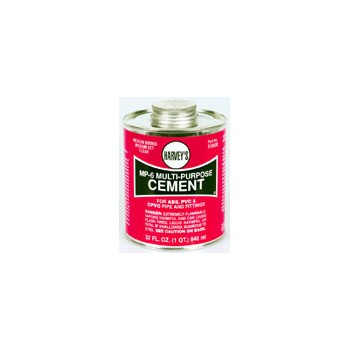 Harveys 018030-12 Multi Purpose Cement, MP-6 32 Ounce