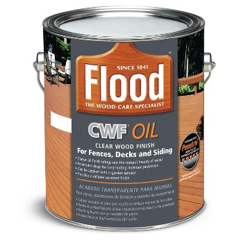 CWF Oil Clear Wood Finish, Natural ~ Gallon