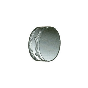External End Cap, 4 inches