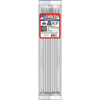 11in. 100pk Cable Ties