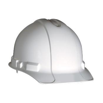 3M 078371912970 Chh-R-W6 White Hard Hat