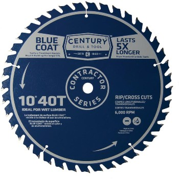 10 40t Combo Saw Blade