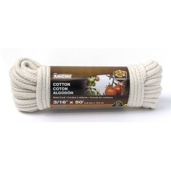 3/16in. X50ft. Cotton Cord