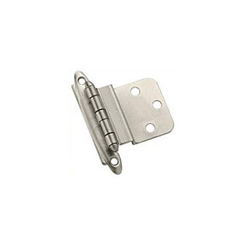 Hinge - Non-Self Closing - 3/8 inch inset