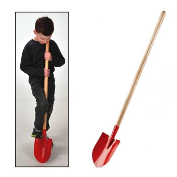 "Kid's Size Shovel ~ 36"" Handle"
