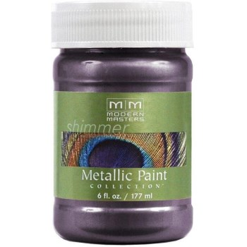 Metallic Paint, Lilac 6 Ounce