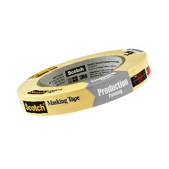 "Masking Tape, Production Painting 1.5"" x 60 yds"