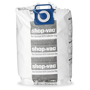 Shop Vac Corp - Accessories 9021833 Shop Vac Hepa Bag ~ 12 - 20 Gallon