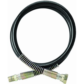 "Airless Sprayer Whip Hose ~ 3/16"" x 3 Ft"