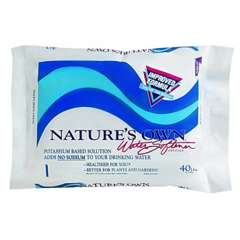 Natures Own Potassium Chloride Crystals ~ 40 Lb Bag