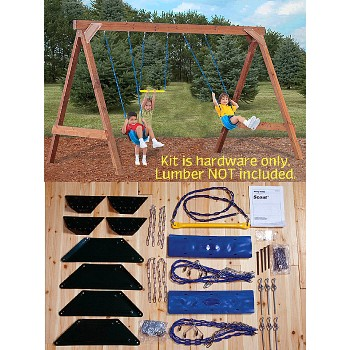 Swing N Slide NE4422 Scout Playground Swing  Hardware Kit