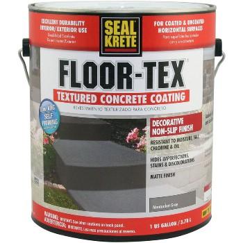 Buy The CP/Seal Krete 46221 Floor Tex Textured Concrete Coating, Nantucket  Gray ~ Gallon | Hardware World
