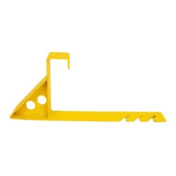 "Roofers World  RTRFB90-6 Endura Fixed Angle Roof Bracket, 90 deg ~ 2"" x 6"""