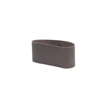 Resin Bond Sanding Belt - 80 grit - 3 x 21 inch