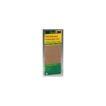 "3M 051144090150 Sanding Sheets, Very Fine ~ 3 - 2/3"" x 9"""