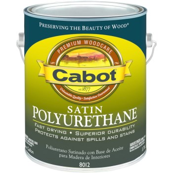 Satin Polyurethane - One Quart
