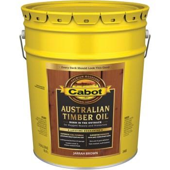 Cabot - Valspar Corp 140.0003460.008 05-3460 5g Aust Timber Oil
