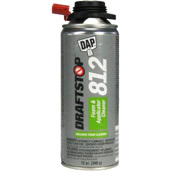 DraftStop™   812 Foam Cleaner ~ 12oz Can