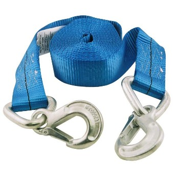 "Deluxe Tow Strap ~ 2"" x 20 Ft"