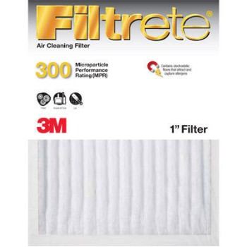 3M 051111020692 Dust Reduction Filters/Filterete~16 x 25""