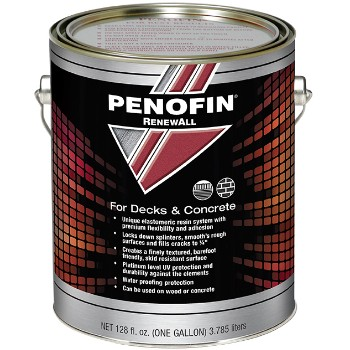 RenewALL For Decks & Concrete,  Pewter ~ Gallon
