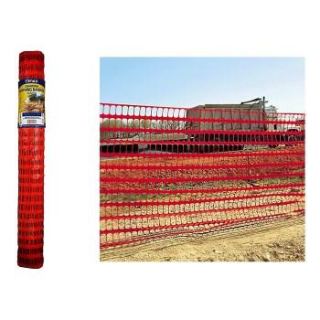 Landware  Guardian Warning Barrier Fence, Orange  ~ 4 x 50 Ft.