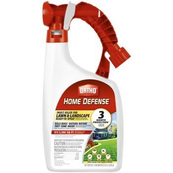 Bwi - O M Scott & Sons Co OR0173810 32oz Rtu Insecticide
