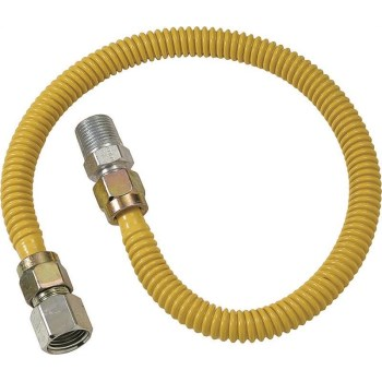Brass Craft Manufacturing CSSD54-60P Cssd54-60 P 60css Gas Line