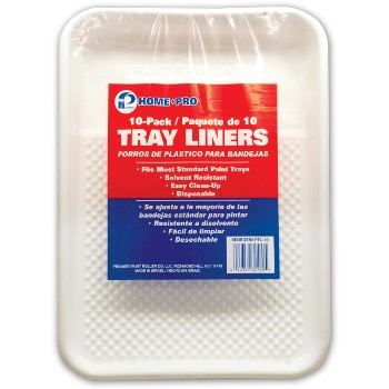 "Paint Tray Liners, 15.75"" x 12.25"" ~ 10/Pack"
