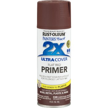Rust-Oleum 249086 Spray Paint - 2X Ultra ~ Red Primer