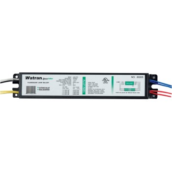 Satco Products S5260 Electronic Ballast