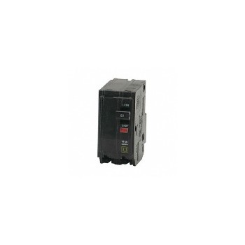 Square D QO260CP Circuit Breaker, Double Pole QO ~ 60 Amp