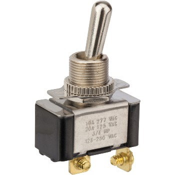Bat Style Toggle Switch