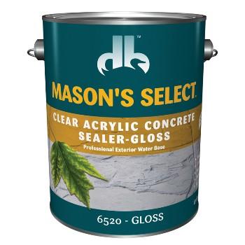 Mason's Select Acrylic concrete sealer