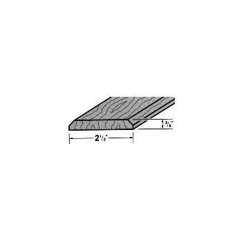 M-D Bldg Prods 85639 2-1/2x36 Un Oak Moulding