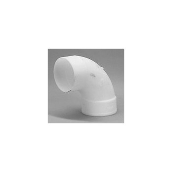 90 Degree Sanitary Street Elbow, 4 inch