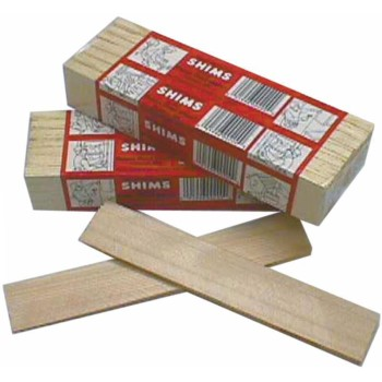 "Shims, Pine Bundle Pack ~ 3/8""x 1-1/2""x 8"""