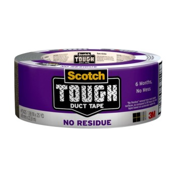 "Duct Tape, No Residue ~ 2"" x 25 Yds"