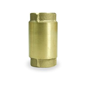 Pentair Water/Flotec/Simer TC2502LF-P2 Brass Check Valve ~ 1""