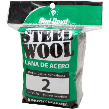 Steel Wool  8 Pad #2