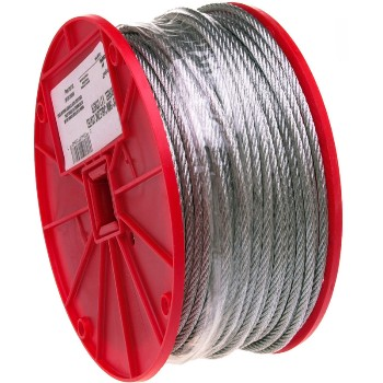 500ft. 3/32in. Galv Cable